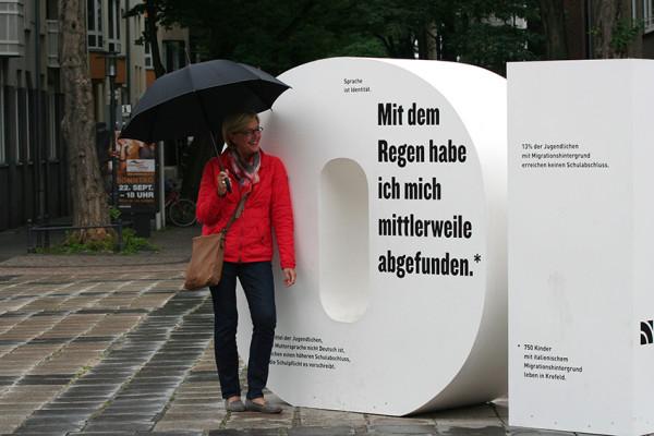 """Проект """"Sprachbarrieren / Языковой барьер"""". Немецкие дизайнеры - в преодолении языковой разобщённости"""