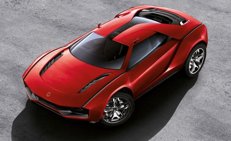 Italdesign представила купе и родстер Parcour Concept