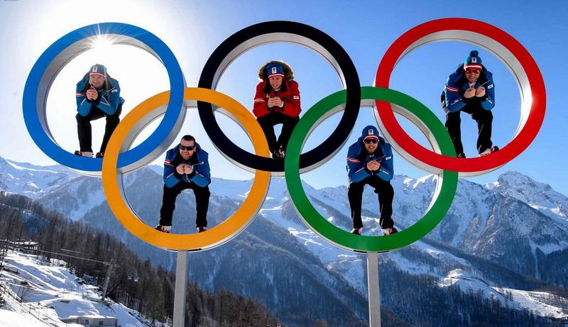 В ожидании начала XXII Олимпийских зимних игр (15 фото)