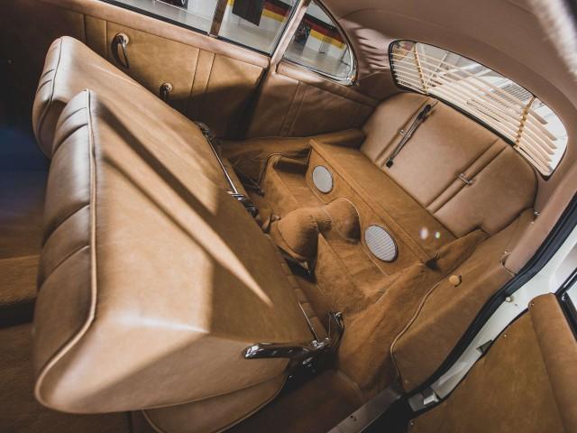 Лимузин из Porsche 356