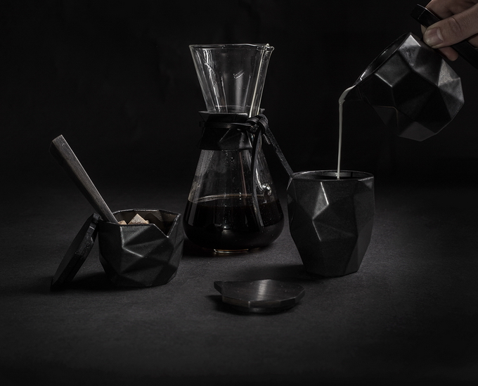 Дизайн для Alchemy Coffee Co