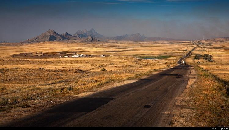 Путешествие по северу и востоку Казахстана