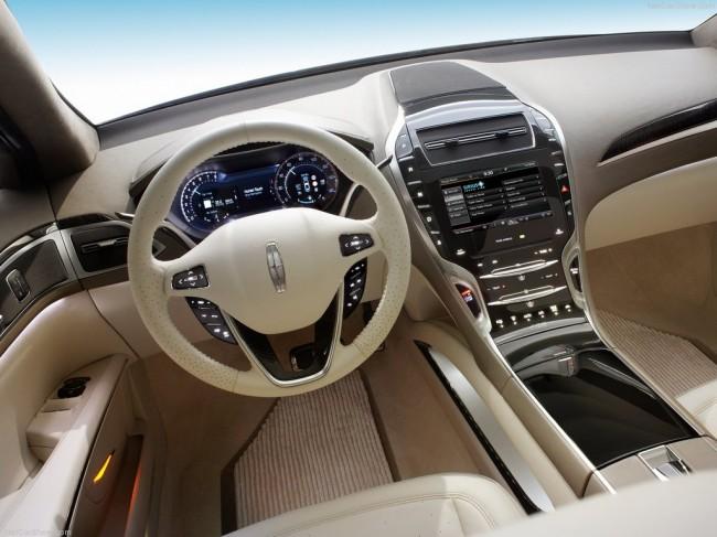 Lincoln MKZ Concept будет запущен в серию